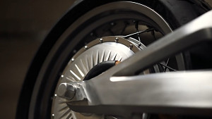 E-Motorrad The Metacycle - Sondors