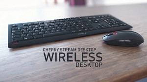 Cherry Stream Desktop - Herstellervideo