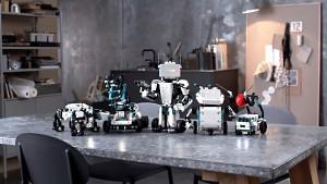 Lego Robot Inventor - Herstellervideo