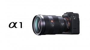 Sony Alpha 1 vorgestellt (Herstellervideo)