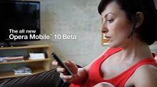 Opera Mobile 10 - Beta