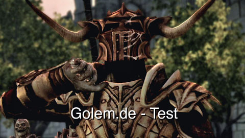 Dragon Age Origins - Test