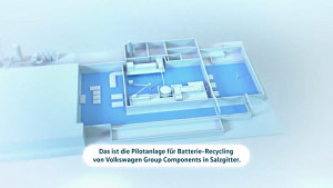 Wie funktioniert das Akku-Recycling? - VW