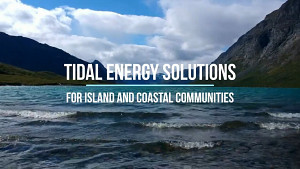Gezeitenenergieprojekt Pempa'q in Kanada