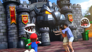 Super Nintendo World - Trailer