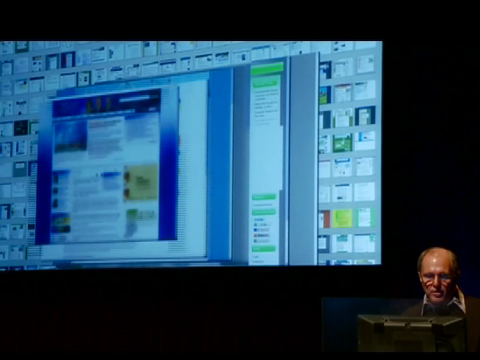 Craig Mundies Showcase über ein natürlicheres Computerinterface