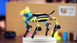 Mini-Roboterhund zum Selbstbauen (Indiegogo)