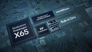 Qualcomm zeigt Snapdragon X65