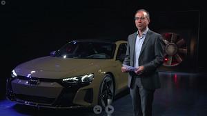 Design des Audi E-Tron GT