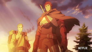 Dota: Dragon's Blood - Trailer (Netflix)