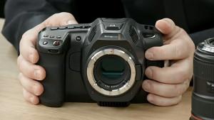 Update zu ATEM Mini und Kameras - Blackmagic