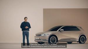 Hyundai Ioniq 5 - Weltpremiere