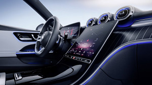 Mercedes Benz - neue C-Klasse (Herstellervideo)