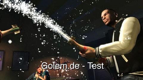 GTA 4 - The Ballad of Gay Tony - Test