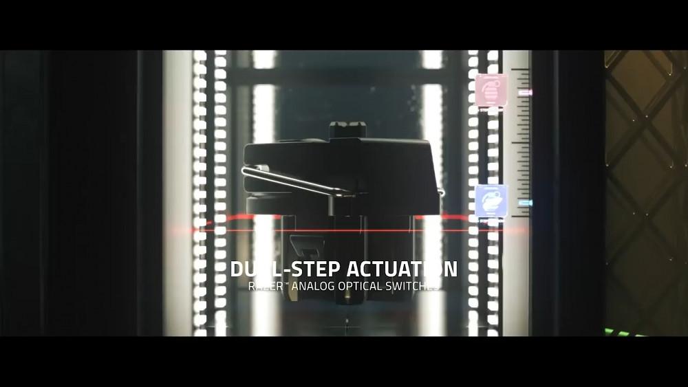 Razer Huntsman V2 Analog - Trailer