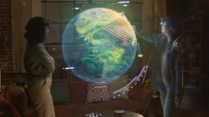 Microsoft stellt Hololens-Software Mesh vor