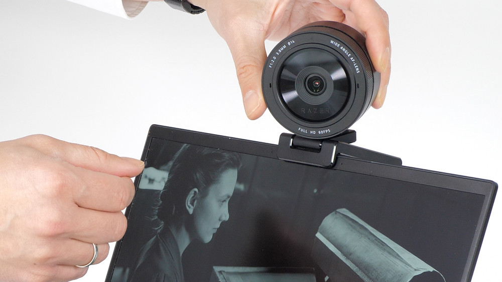 Razer Kyio Pro Webcam - Test