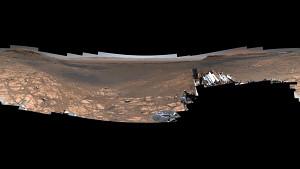 1.8 Gigapixel Panorama vom Mars (Nasa)
