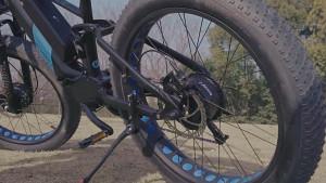 Eunorau Defender S Pro - Allrad-Fahrrad