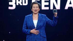 3rd Gen AMD EPYC Processor vorgestellt (Herstellervideo)