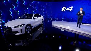 BMW i4 vorgestellt (Herstellervideo)