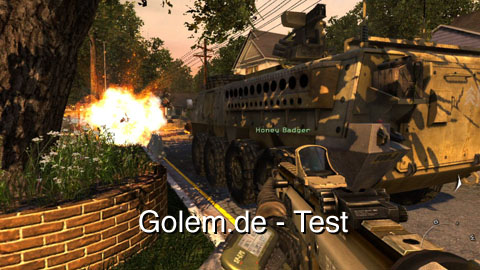 Call of Duty 6 - Modern Warfare 2 - Test der PC- und Xbox-360-Version