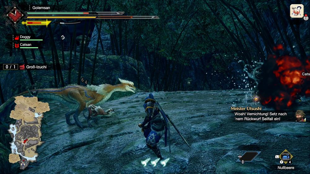 Monster Hunter Rise - Fazit