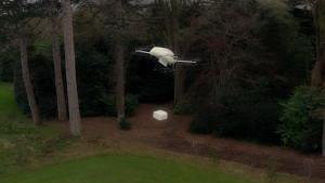 Manna Drohnenlieferung (Firmenvideo)