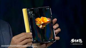 Xiaomi zeigt Mix Fold
