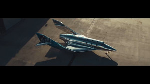 Virgin Galactic stellt Space Ship III vor