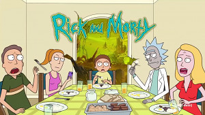 Rick and Marty - Trailer zur fünften Staffel