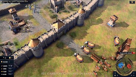 Age of Empires 4 - Vorschau