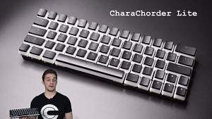 Schnelltipp-Tastatur CharaChorder Lite