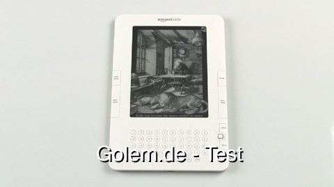 Amazon Kindle International - Test