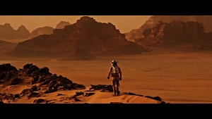 The Martian -Trailer