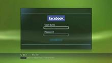 Facebook für Playstation 3 mit Firmware 3.10