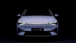 Elektroauto P5 - Xpeng