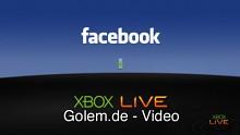 Facebook, Zune und Twitter über Xbox Live