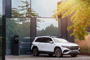 Mercedes-Benz EQB (Herstellervideo)