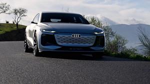 Audi stellt den Audi A6 e-tron concept vor (Herstellervideo)