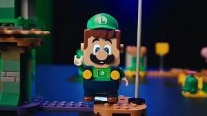 Lego Abenteuer mit Luigi - Trailer