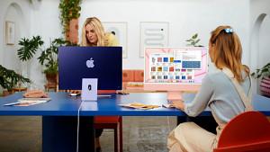 iMac M1 vorgestellt (Herstellervideo)