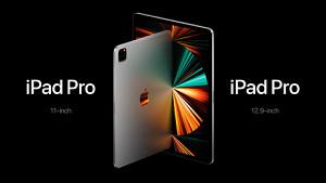 iPad Pro M1 vorgestellt (Herstellervideo)