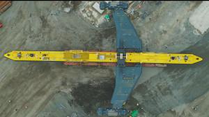 Gezeitenturbine O2 - Orbital Marine Power