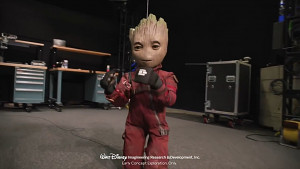 Disneys Groot-Roboter Project Kiwi