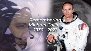 Erinnerung an Michael Collins - Nasa
