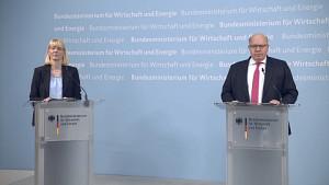 Statement Peter Altmaier zu Entscheidung des BVerfG über Klimaschutzgesetz (BMWi)