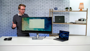 Collaboration Monitor Dell C3422WE - Herstellervideo
