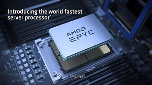 AMD zeigt Epyc 7003 (Milan)