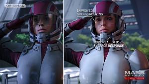 Mass Effect Legendary Edition - Trailer Vergleich